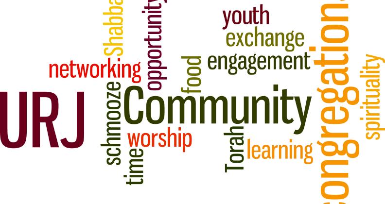 You're Invited: Eastern Mass and RI URJ Shabbaton