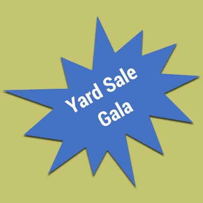TEMV Yard Sale Gala: We Need You