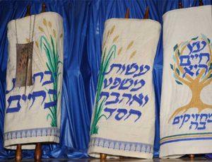 Three Torahs