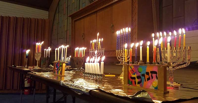 Chanukah and More This Week at TEMV