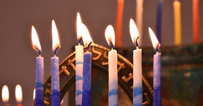 Photos from Our Hanukkah Celebration