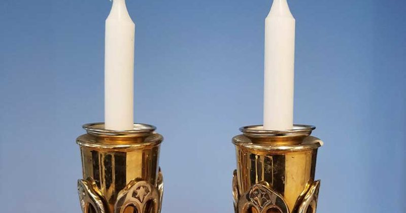 Shabbat Services This Friday — and Our High Holy Day Schedule