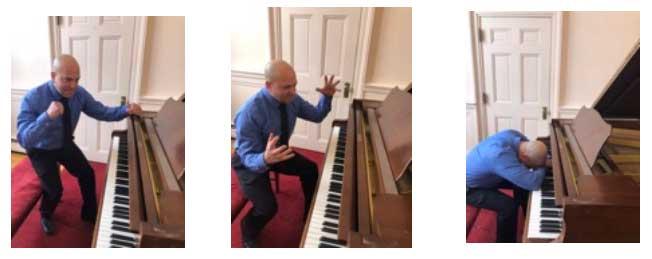 Man vs. Piano
